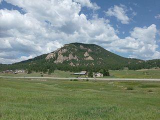 Berrian Mountain