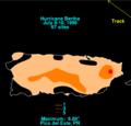 Bertha 1996 Puerto Rico rainfall.png