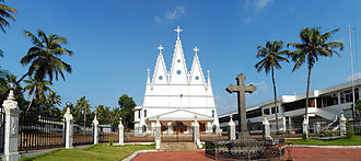Malankara Jacobite Syrian Orthodox Church - Bethel Suloko Jacobite Syriac Orthodox Church, Perumbavoor, Kerala