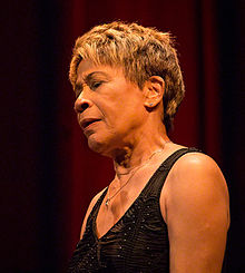 Bettye LaVette at Cosmopolite Scene in Oslo in 2016