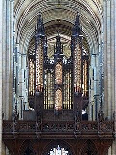 John Snetzler Swiss organ builder