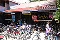 Bicycle rental shop, Pulau Ubin, Singapore - 20071102-01.jpg