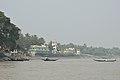 Bidhan Saikat with Ghats - Taki - River Ichamati - North 24 Parganas 2015-01-13 4543.JPG