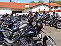 Biker Gathering - Old Town San Diego State Historic Park - San Diego, CA - USA (6930657133).jpg