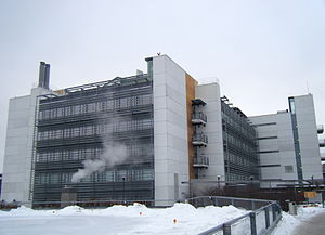 Jenny and Antti Wihuri Foundation - The Wihuri Research Institute is located in Biomedicum Helsinki, at the Meilahti Academic Medical Center.