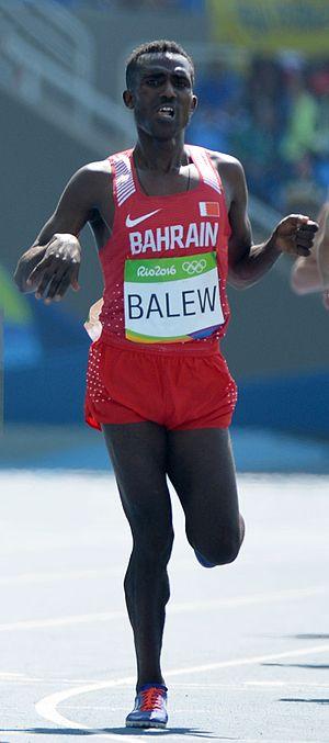 Birhanu Balew - Balew at the 2016 Olympics