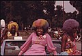 Black Beauties With Colorful Hair Grace A Float During The Annual Bud Billiken Day Parade, 08-1973 (8674841375).jpg