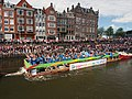 Boat 28 Proud to be scout, Canal Parade Amsterdam 2017 foto 5.JPG