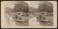 Boating on Lake, Vassar College, from Robert N. Dennis collection of stereoscopic views.png