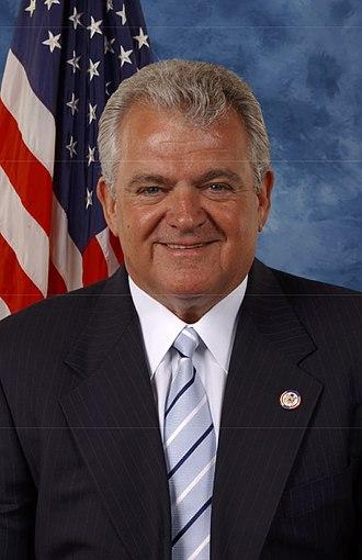 Bob Brady - Bob Brady's official photo as part of the House or Representatives in 2017