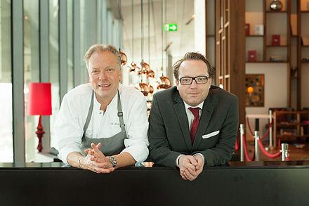 Bobby Bräuer Und Frank Glüer, EssZimmer In Der BMW Welt By Käfer, München