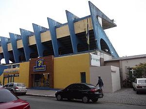 Esporte Clube Pelotas - Estádio Boca do Lobo