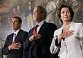 Boehner - Bush - Pelosi 20070329-6 d-0774-1-515h.jpg