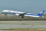 Boeing 777-381ER 'JA787A' ANA All Nippon Airways (40593070963).jpg