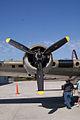 Boeing B-17G-85-DL Flying Fortress Nine-O-Nine ROutboard Engine CFatKAM 09Feb2011 (14797312808).jpg