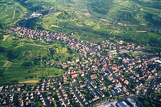 Bötzingen - Image: Boetzingen 22.650