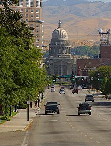 Park City Montanna To Boise Id