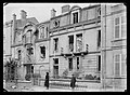 Bombardements de 1916 à Nancy rue Palissot.jpg