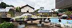Bombardero A-37, Museo de los Vestigios de la Guerra de Vietnam, Ciudad Ho Chi Minh, Vietnam, 2013-08-14, DD 01.JPG