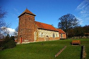 Bonby - Image: Bonby Church geograph.org.uk 125429