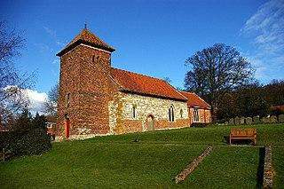 Bonby Priory