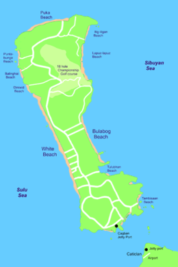 Boracay sketch map.png