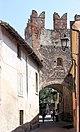 Borghetto (Vallegio sul Mincio), the tower gate.JPG