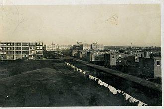 Vukovar - Former industrial town called Bata – Ville, today's Borovo Naselje
