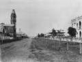 Bourbong Street Bundaberg, circa 1890.tiff