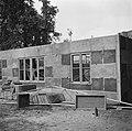 Bouw van noodwoningen bij Eindhoven, Bestanddeelnr 900-6338.jpg