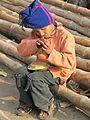 Boy - Gangasagar Fair Transit Camp - Kolkata 2012-01-14 0641.JPG