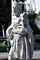 Bozsok, Nepomuki Szent János-szobor 2021 11.jpg