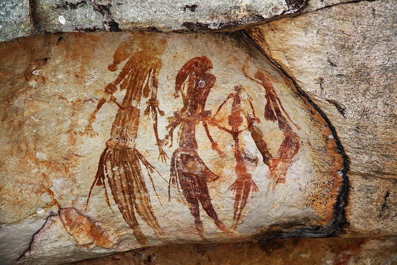 Datei:Bradshaw rock paintings.jpg