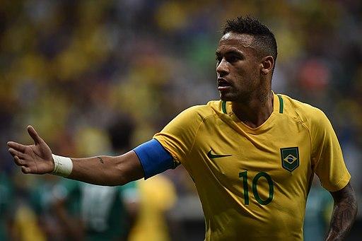 Brasil x Iraque - Futebol masculino - Olimpíadas Rio 2016 (28553935690)