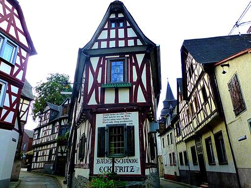 Braubach – Fachwerkviertel - panoramio