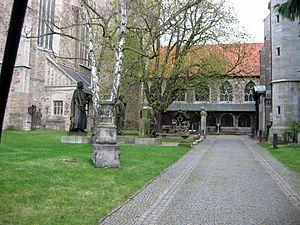 Braunschweigisches Landesmuseum - Image: Braunschweig, Museum an der Aegidienkirche