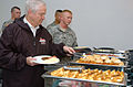 Breakfast in Baghdad, Gates Shares Meal With Soldiers DVIDS34350.jpg