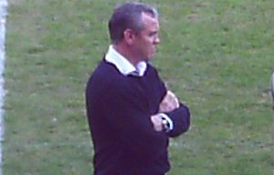 Brian McDermott (rugby league) - McDermott in charge of Harlequins Rugby League