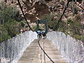 Bridge over the Rio Urubamba at the start of the Inca Trail.jpg