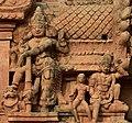 Brihadishwara Temple, Dedicated to Shiva, built by Rajaraja I, completed in 1010, Thanjavur (51) (37497380181).jpg