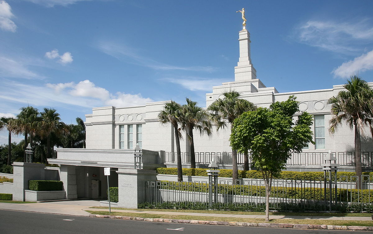 Brisbane Australia Temple Wikipedia