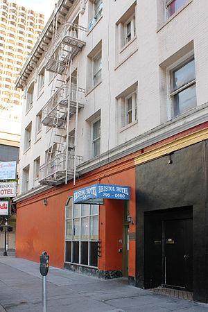 Valerie Solanas - Solanas died in 1988 of pneumonia at the Bristol Hotel in San Francisco.