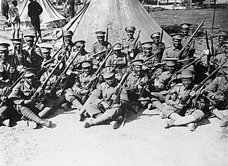 Black British - Members of the British West Indies Regiment on the Somme, September 1916. All of the men pictured were Afro-Caribbean people who volunteered to fight for the British Army.