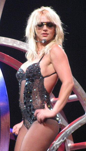 2005 award winner, and 2010 nominee Britney Spears Britney Spears Concert London.jpg