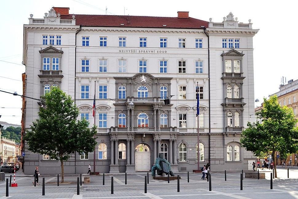 Brno-Nejvyšší správní soud ČR