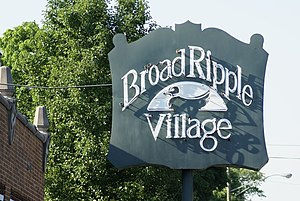 Broad Ripple Village, Indianapolis