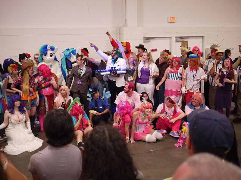 Bronycon summer 2012 cosplay session.jpg