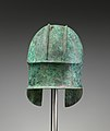 Bronze helmet of Illyrian type MET DP282863.jpg