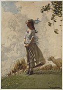 Brooklyn Museum - Fresh Air - Winslow Homer - overall.jpg