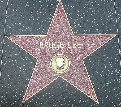 Bruce Lee Walk of fame